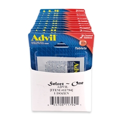 Advil Single Pack (Box of 12)