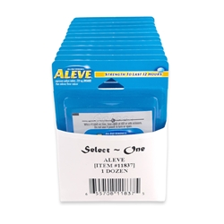 Aleve Single Pack (Box of 12)