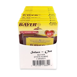Bayer Single Pack (Box of 12)