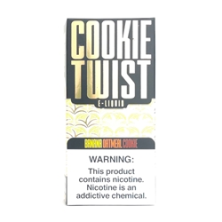 Cookie Twist Banana Oatmeal Cookie (2-Pack)