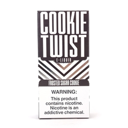 Cookie Twist Frosted Sugar Cookie (2-Pack)