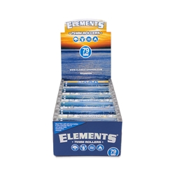 Elements 79mm Cigarette Hand Rollers (Box of 12)