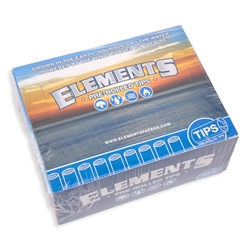 Elements Original Pre-Rolled Tips (Box of 20)