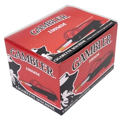 Gambler 100MM Cigarette Machines (Box of 6)