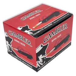Gambler King Size Cigarette Machines (Box of 6)