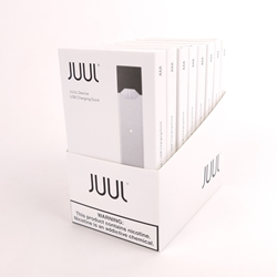 JUUL Basic Kit (Silver) [Box of 8]