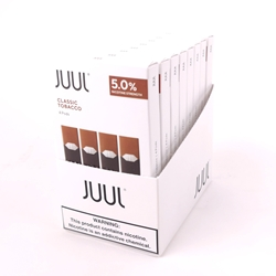 JUUL Classic Tobacco Pods (Box of 8)