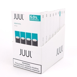 JUUL Menthol Pods (Box of 8)