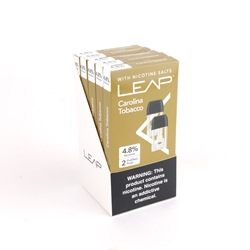LEAP Carolina Tobacco (Box of 5)
