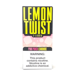 Lemon Twist Pink Punch Lemonade (2-Pack)