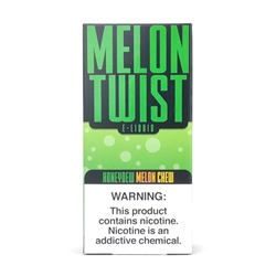 Melon Twist Honeydew Melon Chew (2-Pack)