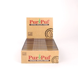 PurPuf 1 1/4 Rolling Papers (Box of 24)