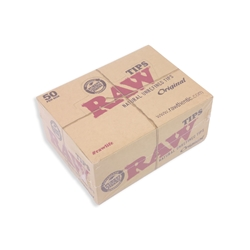 Raw Original Tips (Box of 50)