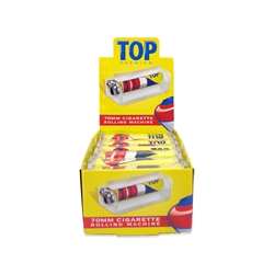 Top 70mm Cigarette Hand Rollers (Box of 12)