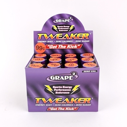 Tweaker Grape Energy Shots (Box of 12)