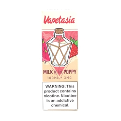 Vapetasia Milk of the Poppy