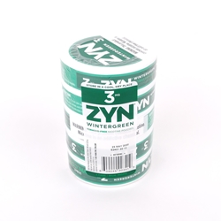 ZYN Wintergreen Pouches (Roll of 5)