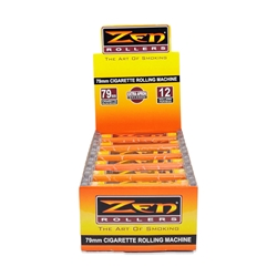 Zen 79mm Cigarette Hand Rollers (Box of 12)