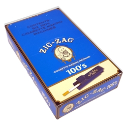 Zig-Zag 100MM Cigarette Machines (Box of 6)