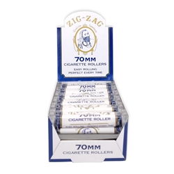 Zig-Zag 70mm Cigarette Hand Rollers (Box of 12)