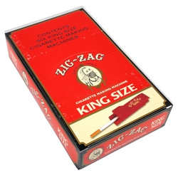 Zig-Zag King Size Cigarette Machines (Box of 6)